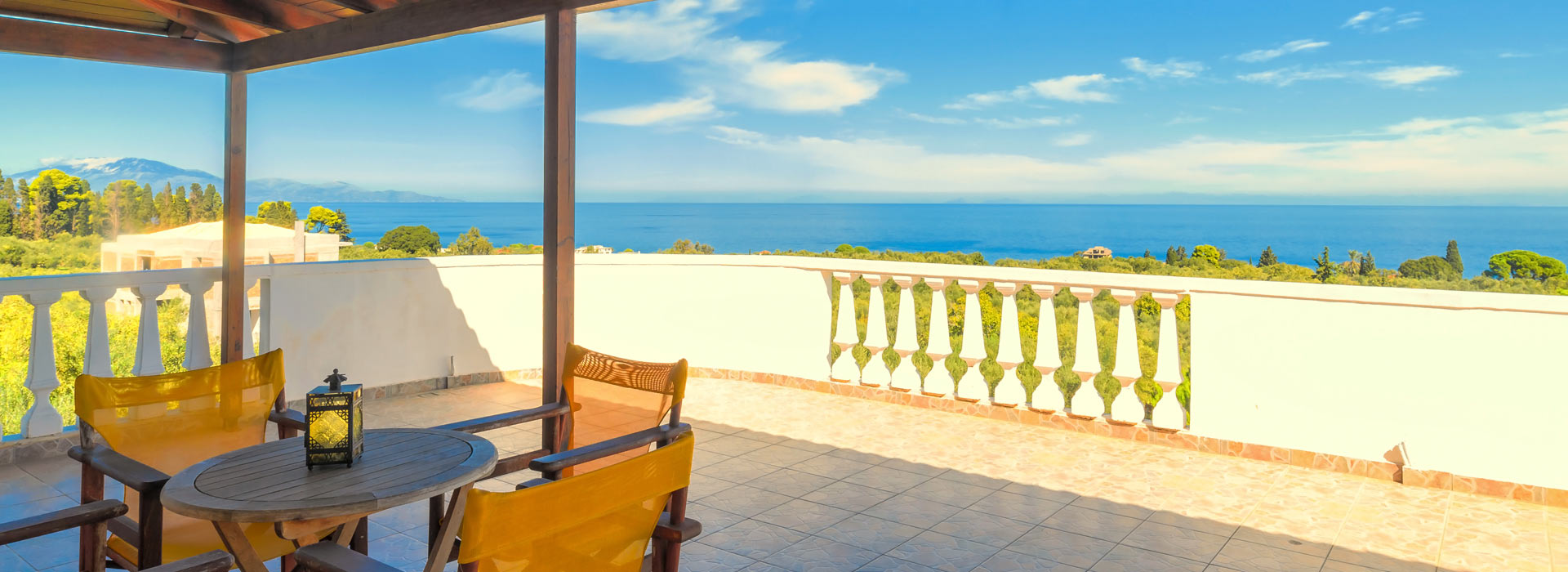 three-bedroom apartment with sea view parys villas akrotiri zante zakynthos greece